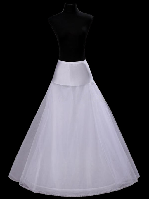 A-Line Style Wedding Petticoat
