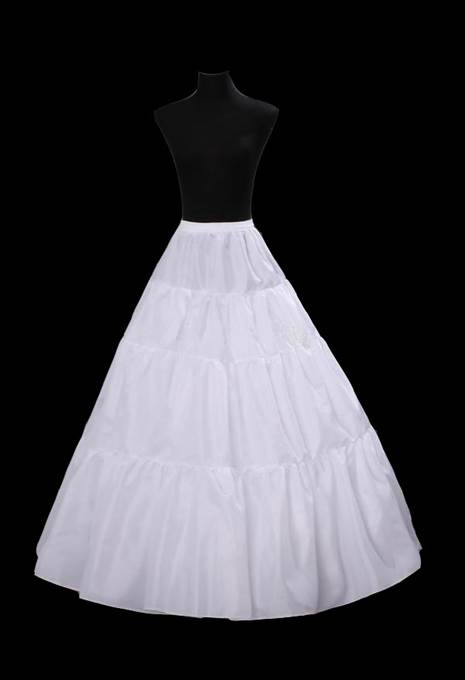 Soft Gauze Wedding Petticoat