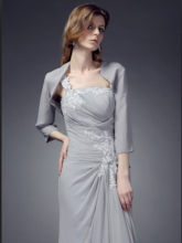 3/4-length Sleeves Wedding/ Party Jackets/Wraps