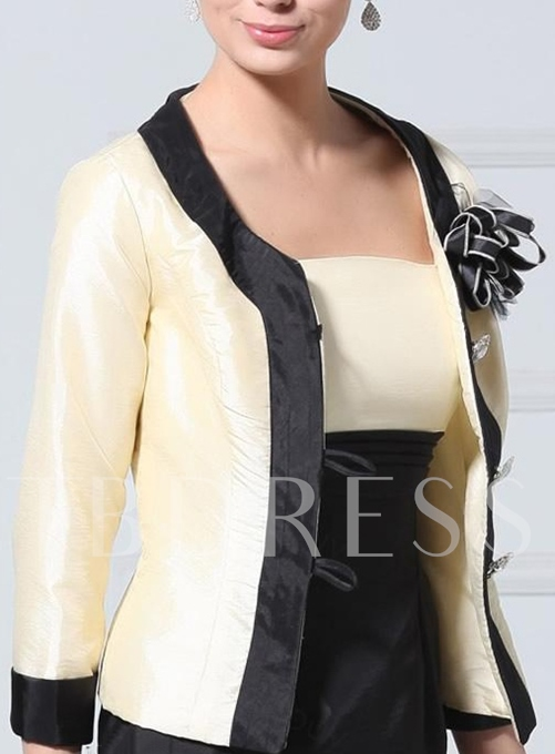 3/4-length Sleeve Wedding/ Party Jackets/Wraps
