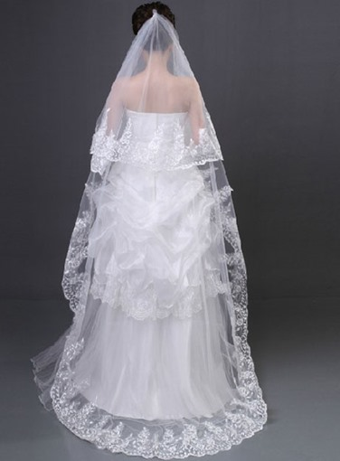 Wedding Veil Chapel Veils Net