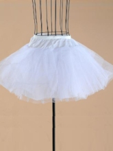 Short Gauze Wedding Bridal Petticoats