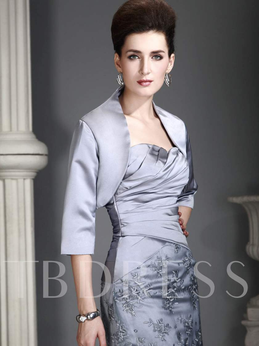 Sheath Sweetheart Lace Mother Dress With Jacket