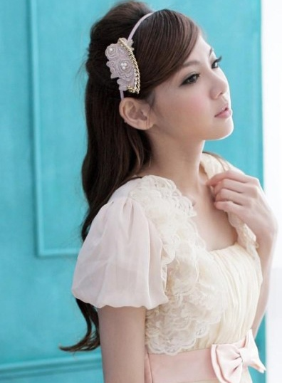 Ivory Short Puff Sleeve Wedding Jacket with lace