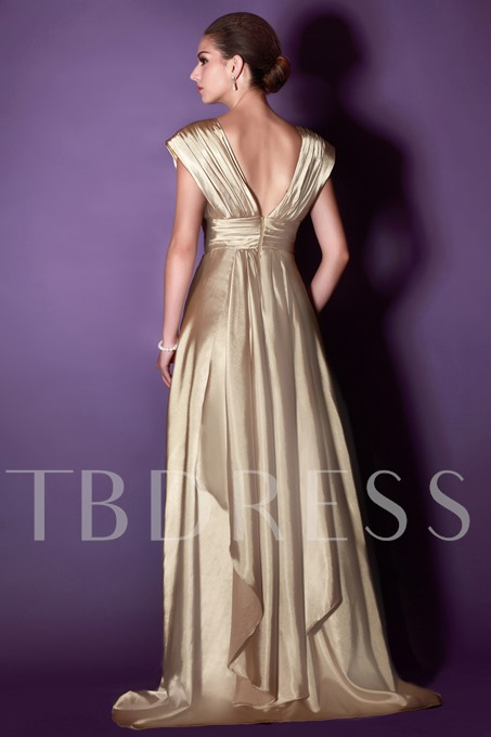 Flowers Tiered A-Line Floor-length Taline's Mother of the Bride Dress