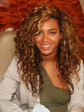 Beyonce Hairstyle Clip in Hair Extension 100% Human Hair for Full Head