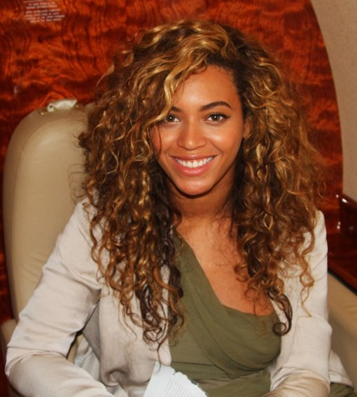 Beyonce Hairstyle Clip in Hair Extension 100% Human Hair for Full Head Virgin Hair