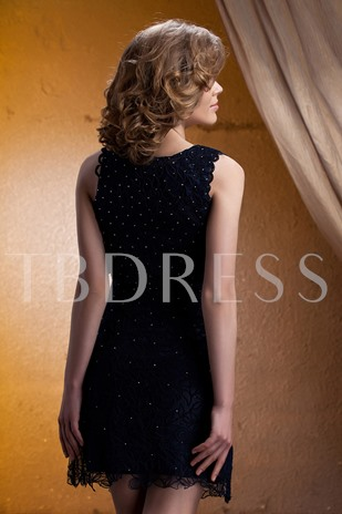 Beading Lace Column Mother of the Bride Dress With Jacket