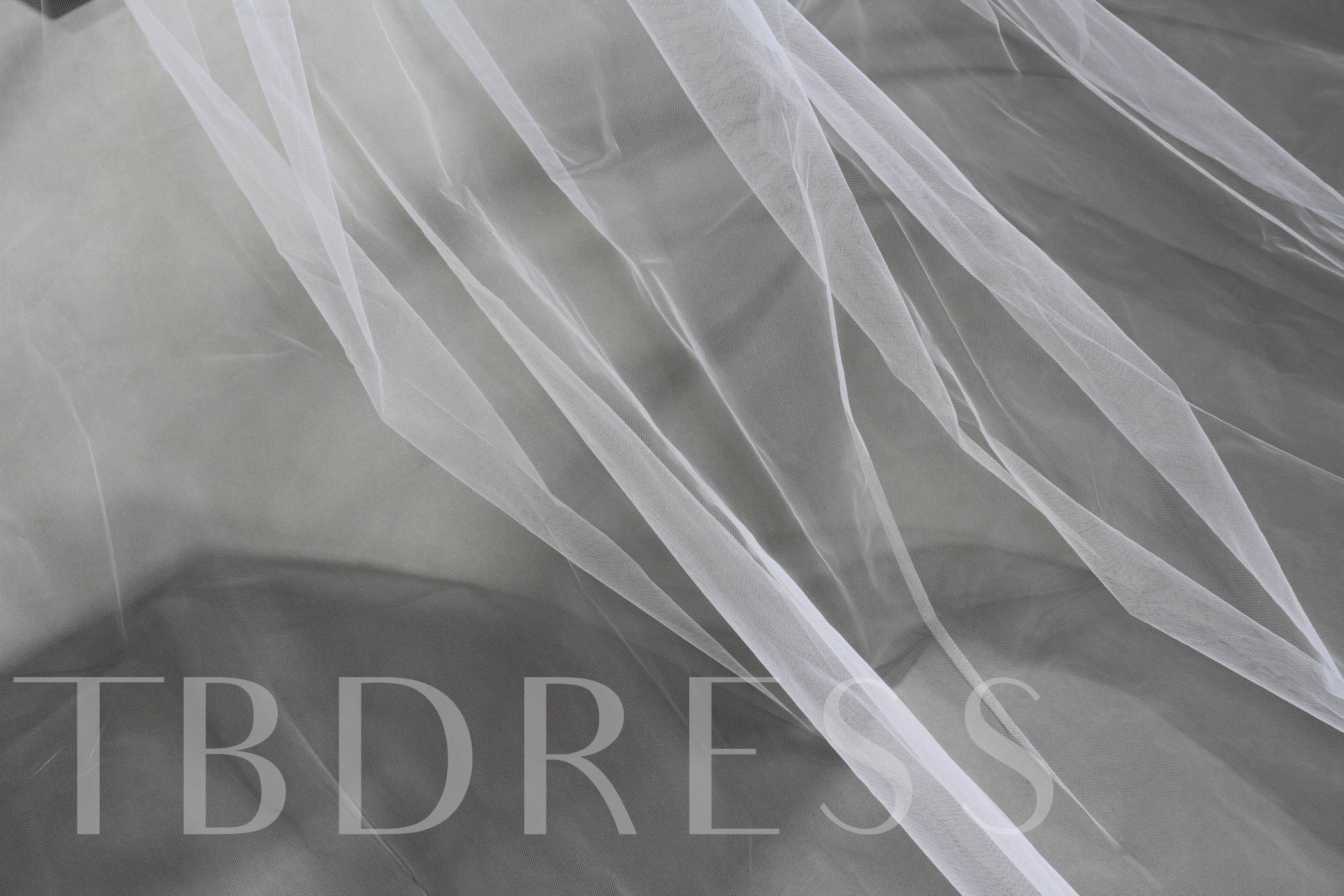 Cathedral Length Tull Wedding Veil