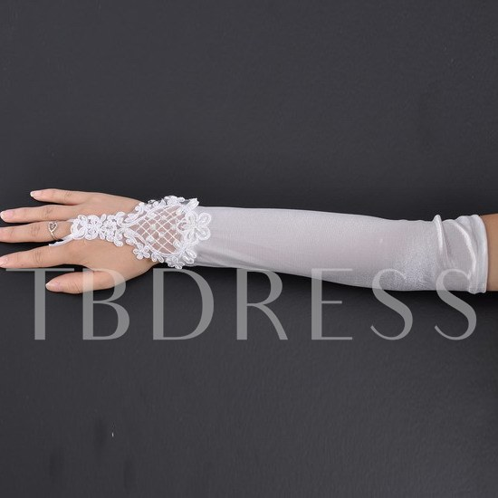 Special Fingerless Lace Wedding Bridal Glove