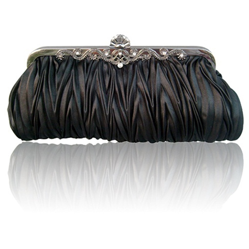 Silver Wedding / Evening Women's Clutch