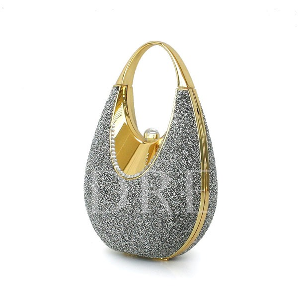 Yarn Butyl Evening/Wedding Handbag