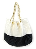 Color Block Women's Shoulder Bag