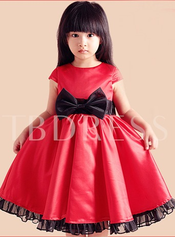 Best Quality Princess Style A-line Girl Party Dress