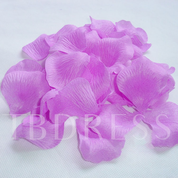 wedding Light Purple Rose Petals