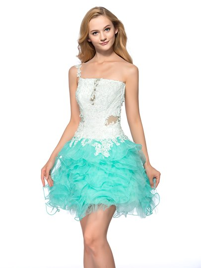 Ugly Homecoming Dresses Tbdress