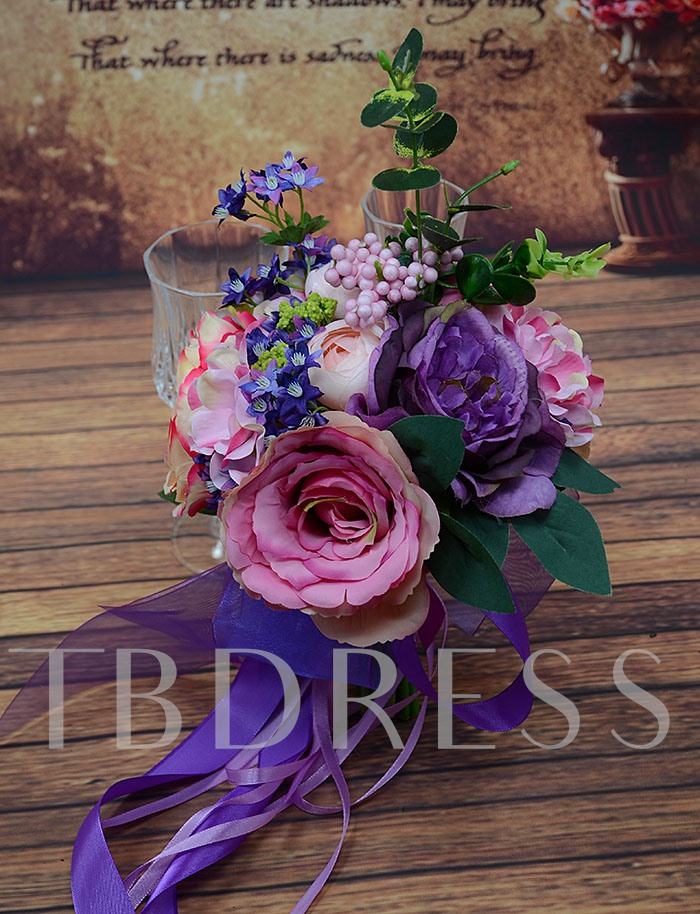 Camellia Rose Hydrangea Mix The Bouquet Set