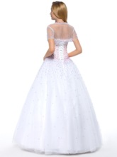 Ball Gown Sweetheart Beading Quinceanera Dress with Jacket