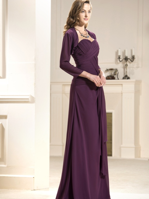 Long Sleeves Wedding Evening Jacket