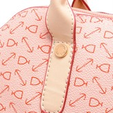 Arrow Print Women's Tote Bag with Three Bags