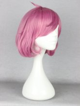 Kofuku Cosplay Wigs Bob Hairstyle Capless Wig 10 Inches