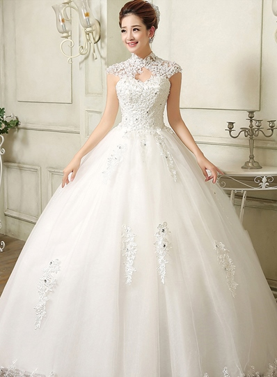 Couture Ball Gown Wedding Dresses - Tbdress.com