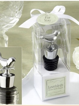 Love DoveShape Top Bottle Stoppers