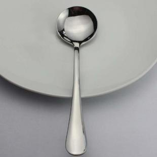 Stainless Steel Round Fruit Spoon
