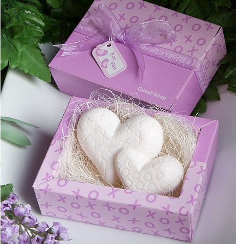 Wedding Favor Sweetheart Soap(2 Pieces)