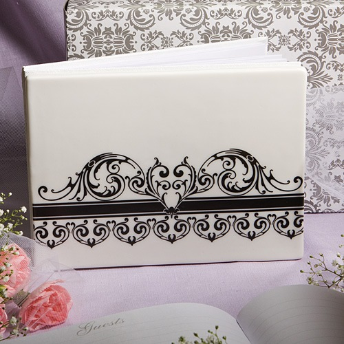 Roman Holiday Wedding Guest Book