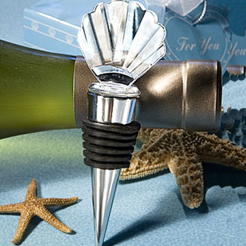 Seashell Shape Bottle Stoppers