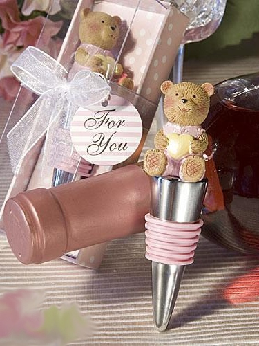 Bear Bottle Stoppers