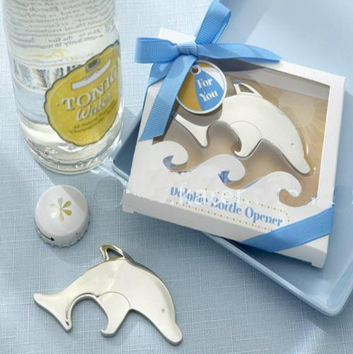 Dolphin Shaped Bottle Openers