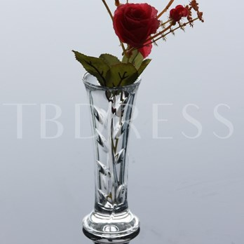 The Little Leaf Glass Vases