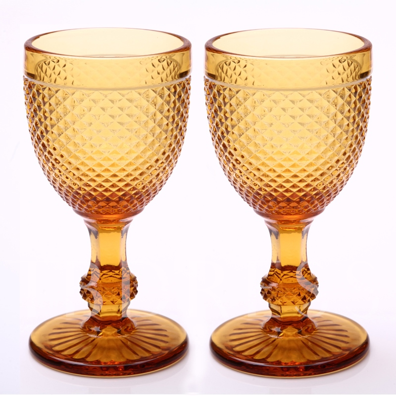Glass Toasting Flutes(Set of 2)