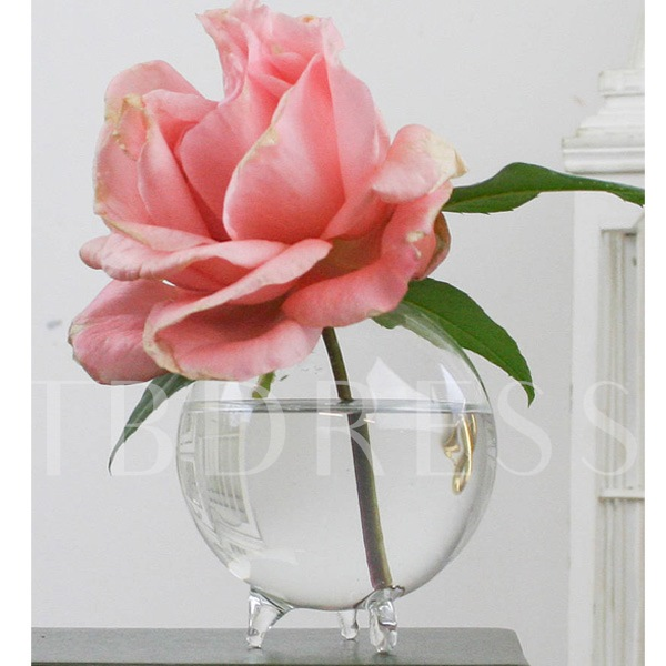 Round Ball Glass Vases