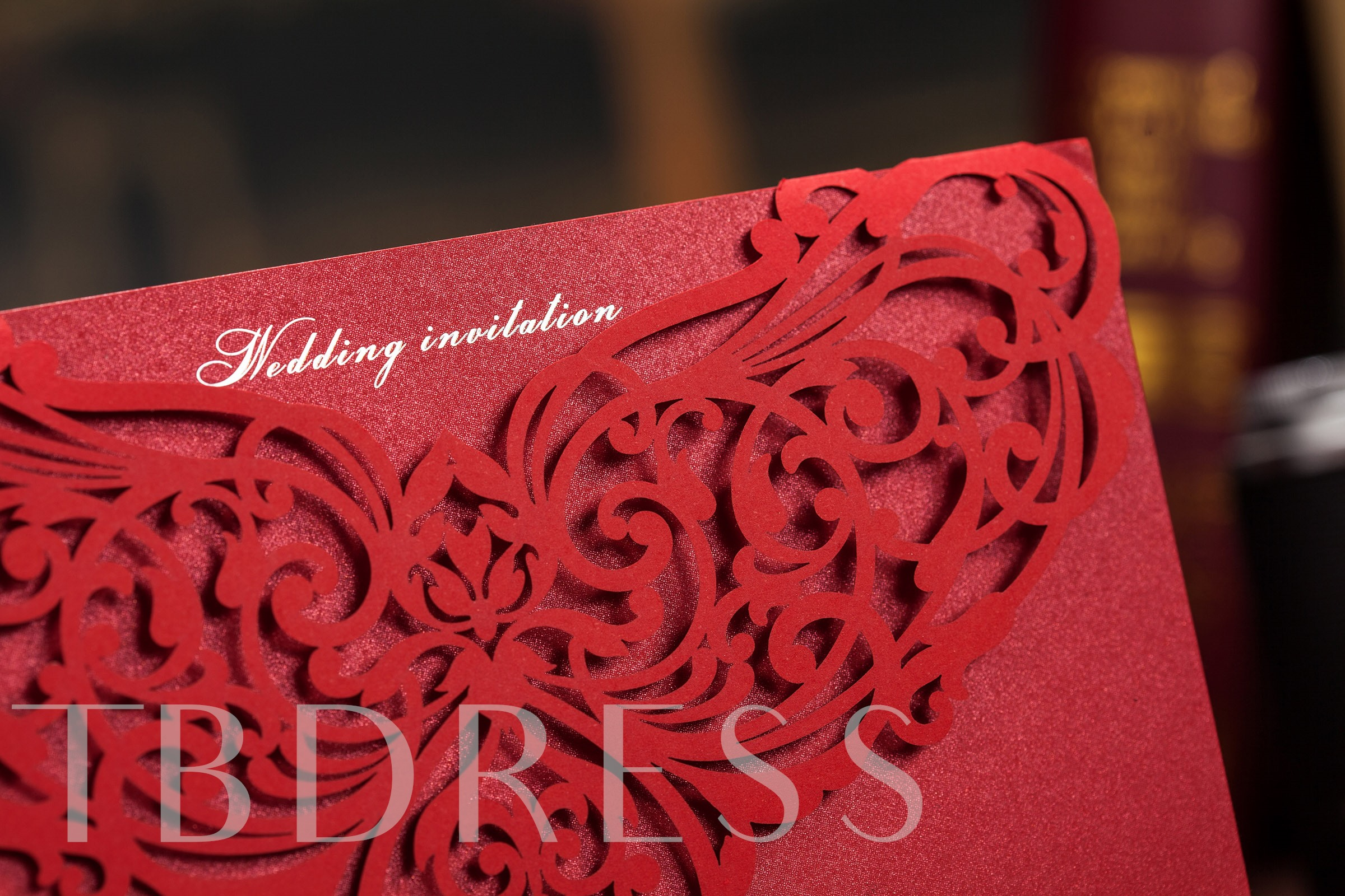 Wedding Invitation Cards (20 Pieces One Set)