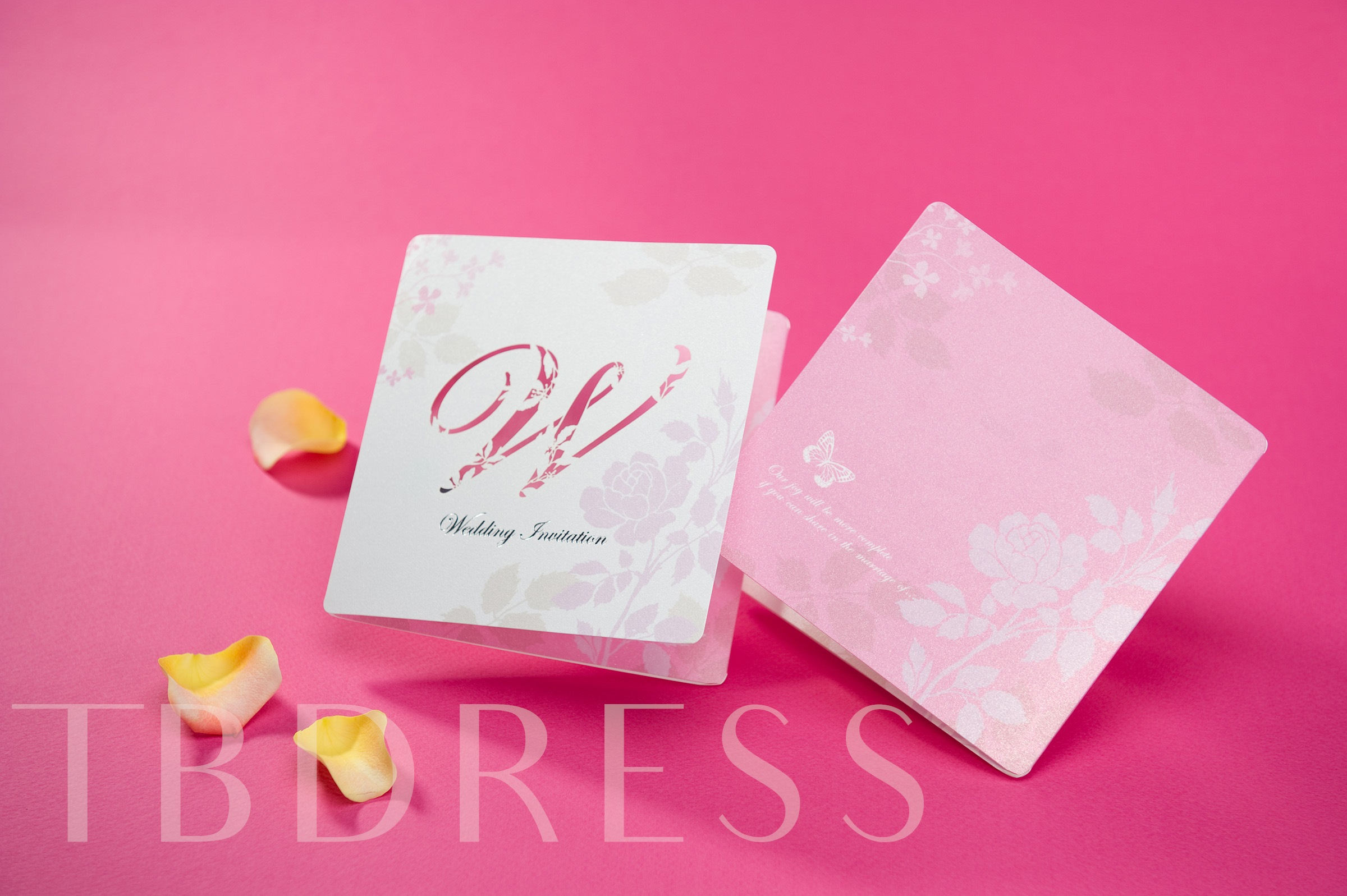 Wedding Card Invitation Cards (20 Pieces One Set)