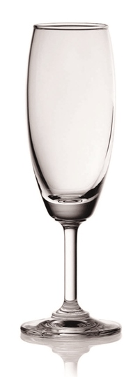 Style Glass Toasting Flute