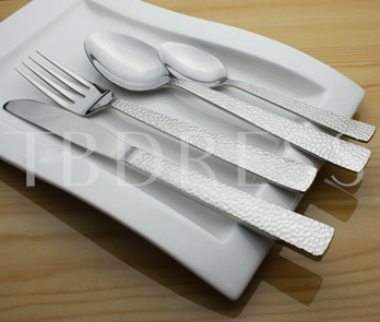 Original Stainless steel Four Pieces Serving Sets