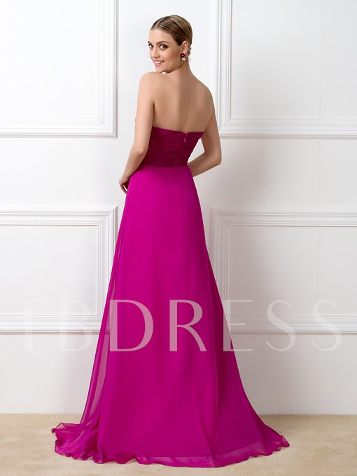 Sweetheart A-Line Bridesmaid Dress