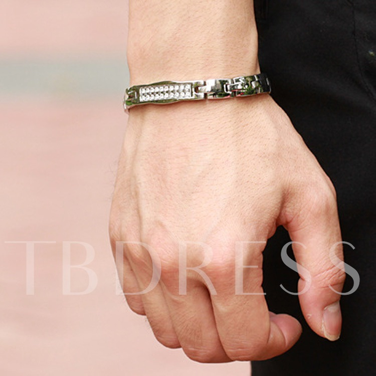 Black Heath Magnet Lover's Bracelet ( Price For A Pair )