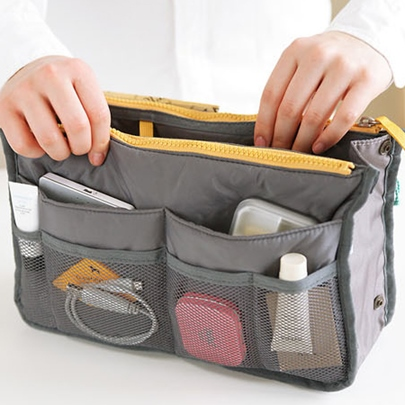Multi Functional Women's Cosmetic Bag