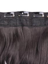 One Piece Body Wave Human Hair Clip In Hair Extension