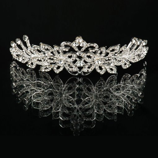 Rhinestone Wedding Tiara