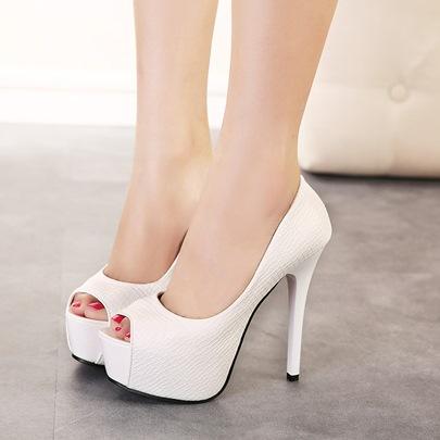 high heel platform womens pumps