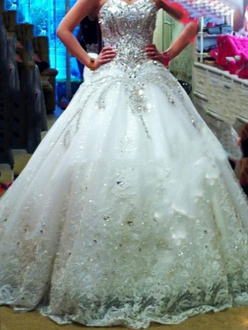 ball gown wedding dresses cheap plus size ball gown