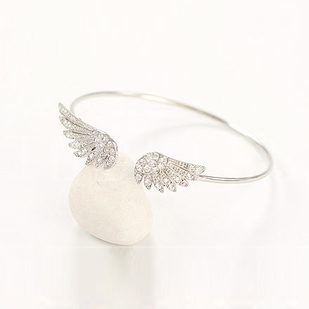 Wings of Angel Cute Bangle