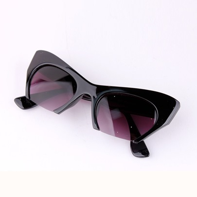 Cutting Cat-Eye Sunglasses