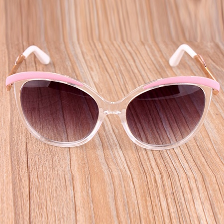 Vintage Mod Womens Fashion Cat Eye Sunglasses